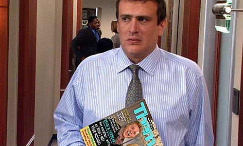 Jason Segel interpreta Marshall nella serie How I met your mother