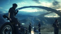 © Final Fantasy XV - Square Enix